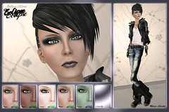 Silken Moon - Eclipse Urban Vendor (Wicca Merlin) Tags: urban skin silkenmoon