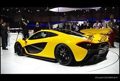 McLaren P1 (Laurent DUCHENE) Tags: geneva mclaren p1 motorshow 2013