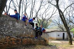 Village boys (Mel@photo break) Tags: life china people house tree childhood rural children countryside kid village child mel melinda folks jiangxi  longnan chanmelmel  melindachan