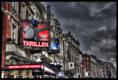 Thriller! (RichardK2010) Tags: london hdr theatreland nikond90 photomatix4
