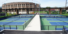 """Summer Tennis Camp - Hamlin Courts • <a style=""""font-size:0.8em;"""" href=""""https://www.flickr.com/photos/72862419@N06/8569800866/"""" target=""""_blank"""">View on Flickr</a>"""