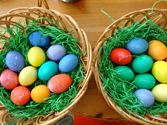 pretty eggs (On Bradstreet) Tags: easter spring maine traditions rituals vernalequinox homeandgarden ostara march21 unschooling onbradstreet secularpagan