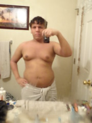 DSC06787 (hainekogains) Tags: wet soft fat belly chubby obese chunky overweight moobs gaining gainer fatten