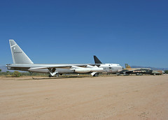 20003 Boeing B-52A Stratofortress US Air Force (Keith B Pics) Tags: tucson pima buff boeing b52 20003 pimaairspacemuseum stratofortress 80183 b52a 50067
