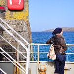"On the Ferry to Inishbofin <a style=""margin-left:10px; font-size:0.8em;"" href=""http://www.flickr.com/photos/89335711@N00/8595548329/"" target=""_blank"">@flickr</a>"
