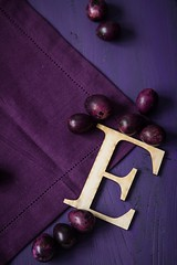 'E', we easter (bognarreni) Tags: easter still purple egg violet lilac quailegg foodstyling