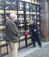 Gordon Matheson and Nigel Willis - 11 Nov 2011