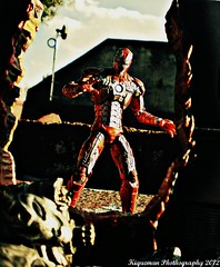 Iron Man Mark V (THE AMAZING KIKEMAN) Tags: man black america comics movie scott toy james spider amazing iron action bruce steve banner spiderman andrew cyclops tony lizard scorpion peter xmen captain figure legends carnage barton hawkeye clint rogers curt hulk logan biz thor marvel stark universe widow natasha garfield rhys parker crossbones avengers wolverine connors select 2012 hasbro summers the romanoff howlett ifans phothography