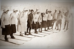 L'Illustration1909- Chamonix winter sports (april-mo) Tags: france chamonix franceimage 1909 wintersports bellepoque bellepoqueillustration 1909lillustration