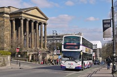 First Glasgow 38217 (SN09CCU) (haley111) Tags: first glasgowuniversity enviro adl e500 enviro500 32817 firstglasgow sn09ccu