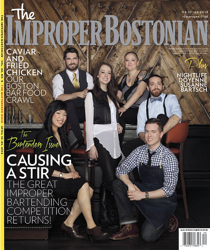 Improper Bostonian: Pics