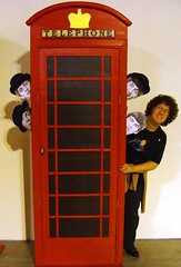 "5 anni di ""Flickr"" con voi  -  5 years of ""Flickr"" with you (Cristina 63) Tags: red italy me europa europe flickr italia 5 five anniversary io explore beatles rosso lombardia telephonebox rho lombardy anniversario cabinadeltelefono cartoomics explorecristina63 cartoomics2013 rhomilanofiera"