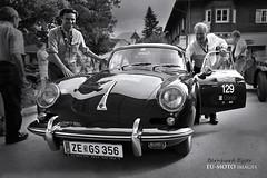 Porsche 356 Carrera 2 1962 Dr. Wolfgang Porsche (c) 2011 Бернхард Эггер Bernhard Egger :: eu-moto images classic sports cars 1852 bw