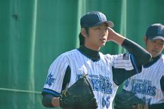 DSC_6154 (mechiko) Tags: 王溢正 横浜denaベイスターズ