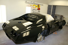 """1973 Corvette Stingray • <a style=""""font-size:0.8em;"""" href=""""http://www.flickr.com/photos/85572005@N00/8634871279/"""" target=""""_blank"""">View on Flickr</a>"""