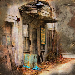 ...the corner of nowhere... (xandram) Tags: abandoned corner photoshop textures jaffreynh tonemapped magicunicornverybest galleryoffantasticshots