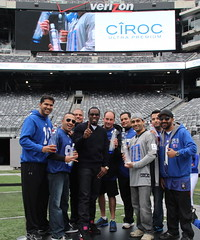 #CirocLife Fantasy Football at MetLife 4.18.13 (Blue Flame Agency) Tags: giants metlife diddy ciroc croc seandiddycombs djcamilo cirocboyz ciroclife