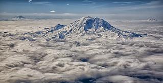 The Mighty Cascade Volcanoes