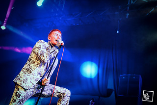 16.07.17 - Frank Carter & The Rattlesnakes - Dour festival // Shot By Bart Salembier
