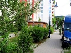 . (urban-development) Tags: öffentlicher räume freiburgbreisgau vauban stadtökologie green city