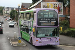 Lilac 25B (Ash Hammond) Tags: nottinghamcitytransport scanian94ud eastlancsomnidekka 738 yn04ujt