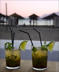 Mojitos (lautada) Tags: marbella costa sol sun mojito malaga spain espaa chiringito playa beach