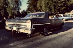 Chevy Malibu 1964. (Papa Razzi1) Tags: 7872 2016 240365 chevy chevrolet malibu 1964 summer august carmeet vegabaren v8 grandprixraggarbil2016