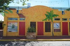 Around Key West (Neal D) Tags: florida floridakeys keywest building mural