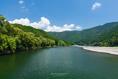 A fine day. (bgfotologue) Tags:  2015 500px bg cpl campsite camping cycling hiking japan jp kochi landscape outdoor photography river shikoku summer travel tumblr village water bellphoto