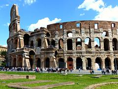 Colosseum (Carl Neufelder) Tags: rome italy italian historic building unesco architecture amphitheatre coliseum amphitheater colosseum roman explore explored