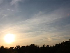 Sunset _ Parhelion (*hannes*) Tags: sonnenuntergang nebensonne parhelion zeitraffer sunset sundog timelapse