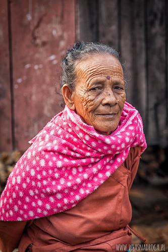 Twarze Nepalu