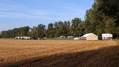 Ballonfahrer-Camp an der Selz