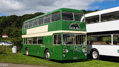 Eastern Scottish DD294 TGM 214J at Lathalmond (37001) Tags: eastern scottish centralsmt daimler fleetline ecw dd294 tgm214j lathalmond svbm vintage bus museum