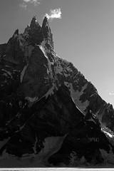 Karpogoro: Spires atop Snow Lake (Shahid Durrani) Tags: snow lake trek biafo glacier karakorams gilgit baltistan pakistan