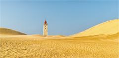 Rubjerg Knude (Atrista Vig ) Tags: dune jammerbucht leuchtturm lighthouse rudbjergfyr rudbjergknude slta99v sand sony sony2875mmf28sam sonya99 sonyalpha99 turm versanden dne wanderdne nordjtland denmark dnemark sable