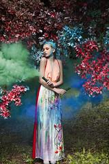 Couture SS16 by Jean-Louis Sabaji (Jean-Baptiste FORT) Tags: aprobado fashionportrait fashion mode couture female beauty style professionalphoto colour beautiful model