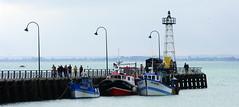 """CANCALE """"EXPLORE """" (Marie-Laure Larère) Tags: port bateau cancale bretagne explore"""