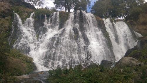 Wodospad Shaki