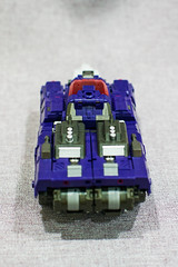 Hypnos Vehicle Mode Back (Lloyd's Photostream) Tags: hades transformers tfc drillhorn hypnos sal50f14