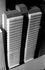 Queen St office, Architecture school - design project B+W sheet 015 10 (Graeme Butler) Tags: school melbourneuniversity history heritage government design culture architecture melbourne victoria australia