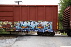 Stoer (Revise_D) Tags: cdc stoer graffiti graff freight fr8heaven fr8 fr8aholics benching benchingsteelgiants bsgk revised