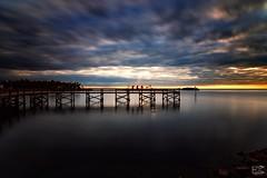 Bayport (Emrrado) Tags: cloudysunset sunset atardecer cloudscape seascape paisaje bayport bahia fishingpier weekiwachee florida springhill tokina tokina1116 tokina1116mm 11mm nikond3200 d3200 d3200nikon gulfofmexico