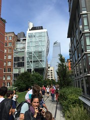 The High Line, NYC. (Elias Rovielo) Tags: thehighline highline buildings prdios modernos modern arquitetura architect nyc