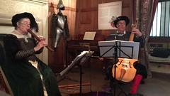 (Donna_c_Nicoll) Tags: gallowayconsort renaissance music performance richardjones vivienjones 16thcentury deancastle periodcostume