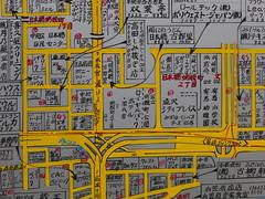 Tokyo 4038 (tokyoform) Tags:  nihombashi chuoku asia canon chris jongkind chrisjongkind cidade citt city ciudad giappone japan japanese japon japo japn jepang map sign stadt tokio tokyo tokyoform tquio tkyto urban ville        suitengumae
