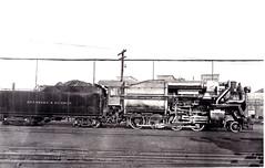 Del. and Hudson 1400 Colonie, NY May 1924 (Vernon Parish Library) Tags: locomotivesdelawareandhudsonno1400colonie ny