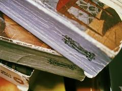 Well Thumbed ({f}Finn) Tags: love closeup reading joy happiness books literature passion janeausten paperbacks penguinbooks booklove vanagram bookslibroslivros