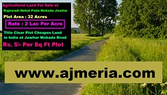 rs 5 per sq ft plot at jawhar (aqueelmomin) Tags: india industrial factory forsale realestate shed property storage warehouse commercial buy lands thane mumbai residential properties plots wada bhiwandi godowns factoryshed wwwajmeriacom propertyinbhiwandi mumbaisearchpropertiesinbhiwandi landportfolio