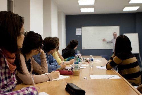 ISC Language Teaching Workshop Spring 20 by Jirka Matousek, on Flickr